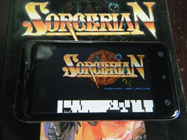 IS02 with Sorcerian