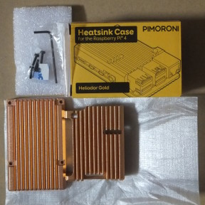 PIMORONI Heatsink Case